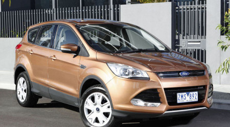 Stylish and capable, the all-new Ford Kuga has just hit the most crowded sales arena in Australia