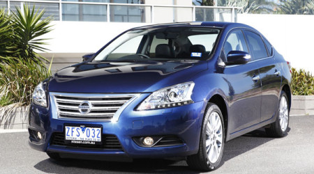 Attractive styling is a feature of the revived Nissan Pulsar