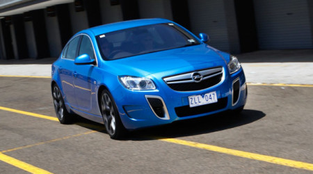 Opel Insignia OPC looks purposeful but the styling isn't overly aggressive