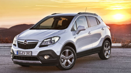 Bold lines of the new Opel Mokka will be a strong selling feature