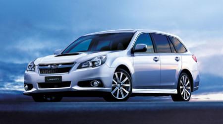 Subaru Liberty has long been a favourite with Australian drivers