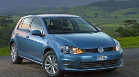 Styling of the Volkswagen Golf continues the tradition of being neat and conservative