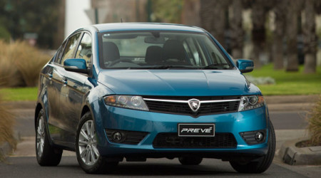 Proton Preve is now in Australia and the Malaysian car maker has high hopes for its renewed attack on our market