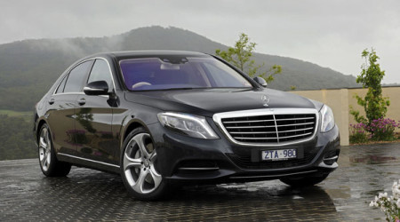 Mercedes-Benz S-Class heralds the future of cars for years to come