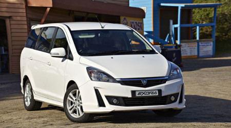 Stylish in a practical sort of a way, the new Proton Exora is spacious and comfortable