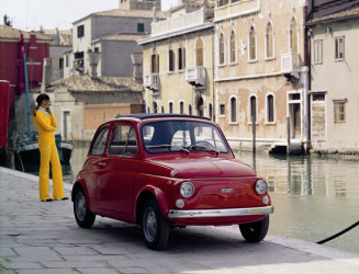 The original Fiat 500 turns 60 years old this year