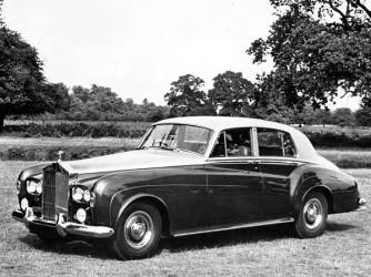 1962 Rolls-Royce Silver Cloud III