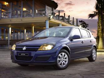 2004 Holden Astra CD