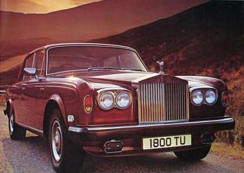 1977 Rolls-Royce Silver Shadow Mark II